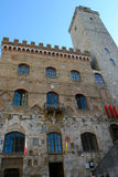 San Gimignano Stock Photography