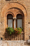 San Gimignano - Siena Tuscany Italy Fotos de archivo libres de regalías