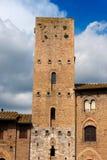 San Gimignano - Siena Tuscany Italy Royalty Free Stock Images