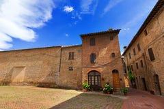 San Gimignano - Siena Tuscany Italy Stock Image