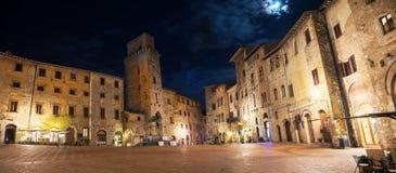 San Gimignano - taly Royalty Free Stock Photos