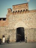 San Gimignano - taly Royalty Free Stock Images