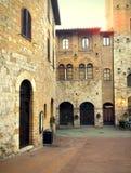 San Gimignano - taly Royalty Free Stock Photo