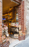 San Gimignano_ Toscânia, Itália Foto de Stock