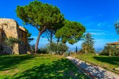San Gimignano, Toscane, Italie photos libres de droits
