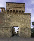 San Gimignano_ Toscane, Italie Photos libres de droits