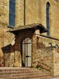 San Gimignano, Toscanië, Italië stock afbeelding