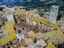 San Gimignano Toskana Italien