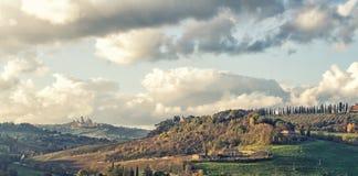 San Gimignano, Tuscany Stock Photos