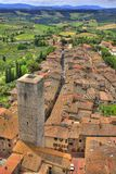 San Gimignano, Tuscany, Italy Royalty Free Stock Photography