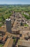 San Gimignano, Tuscany, Italy Royalty Free Stock Image