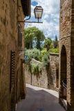 San Gimignano, Tuscany, Italy Stock Photo