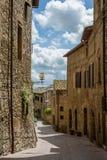 San Gimignano, Tuscany, Italy Stock Image