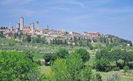 San Gimignano,Tuscany,Italy Stock Photography