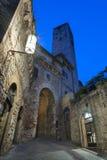 San Gimignano,Tuscany, Italy, Royalty Free Stock Photography