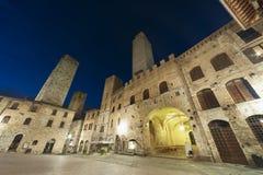 San Gimignano,Tuscany, Italy Royalty Free Stock Photography