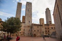 San Gimignano, Tuscany, Italy Royalty Free Stock Photography