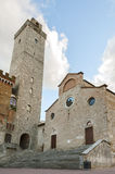 San Gimignano,Tuscany,Italy Royalty Free Stock Photos