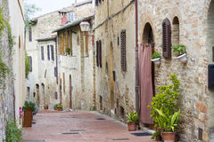 San Gimignano - Tuscany, Italy Royalty Free Stock Image