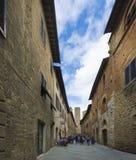 San Gimignano_ Tuscany, Italy Royalty Free Stock Image