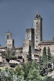 San Gimignano in Tuscany Royalty Free Stock Photo