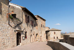San Gimignano,Tuscany Stock Photos
