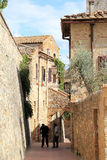 San Gimignano, village of Italy Royalty Free Stock Photo