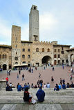 San Gimignano, Włochy Obrazy Royalty Free