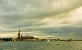 San Giorgio Foto de Stock Royalty Free