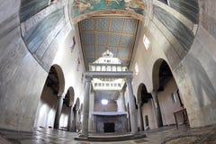 San Giorgio al Velabro Stockfotografie