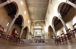 San Giorgio al Velabro Royalty Free Stock Images