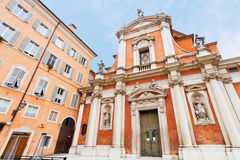 San Giorgio Church in Modena, Italy Royalty Free Stock Images