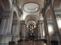 San Giorgio church in Venice Royalty Free Stock Images