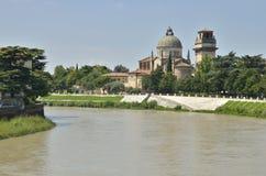 San Giorgio dans Braida Images libres de droits