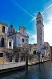 San Giorgio dei Greci. Venice Stock Photography