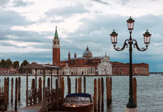 Free San Giorgio Di Maggiore Church In Venice Royalty Free Stock Photo - 84663165