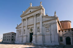 San Giorgio di Maggiore church in Venice Royalty Free Stock Photos