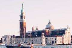 San Giorgio in the Giudecca, Venice Stock Photos