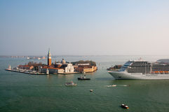 San Giorgio island Royalty Free Stock Photography