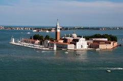 San Giorgio island, Venice, Italy Stock Photos