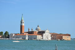 San Giorgio Maggiore - Venedig - Italien Royaltyfri Bild