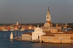 San Giorgio Maggiore Fotografia Stock