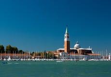 San Giorgio Maggiore. Island San Giorgio Maggiore, Venice, Italy Stock Photos