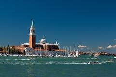 San Giorgio Maggiore. Island San Giorgio Maggiore , Venice , Italy Stock Images