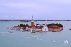 San Giorgio Maggiore Royalty Free Stock Photography