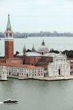 San Giorgio Maggiore Royalty-vrije Stock Foto