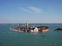 San Giorgio Maggiore Foto de Stock Royalty Free