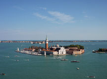 San Giorgio Maggiore Lizenzfreies Stockfoto