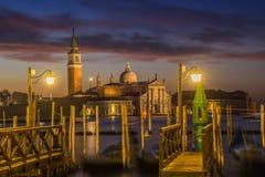 San Giorgio Maggiore royalty-vrije stock afbeeldingen
