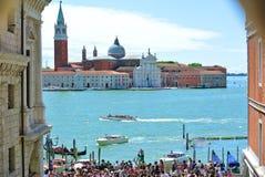 San Giorgio Maggiore Royalty-vrije Stock Foto's